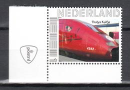 Nederland Netherlands 2012,1V Met Logo Post.nl,kuifje,tintin,met Thalys,railway,trein,MNH/Postfris(A3526) - Beroemde Personen