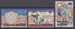 Nederlandse Antillen - Zoutindustrie Bonaire - MNH - NVPH 506-508 - Fabrieken En Industrieën
