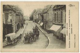 MILITARIA GUERRE 14/18  DOULLENS SOMME Le Ravitaillement Des Allemands En Septembre 1914 - RENANCOURT - Guerre 1914-18