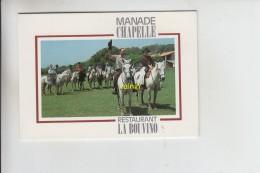 Restaurant  La Bouvino Manade Chapelle  St Martin De Crau - Etiquettes D'hotels