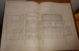 Plan De L 'Eldorado. Café. Concert. Spectacle à Paris. 1860 - Travaux Publics