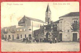 TROGIR - TRAU - Gradska Vrata - Porta Della Cita. Croatia A172/04 - Croatia