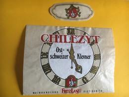 5728 - Chilezyt Klevner (Pinot Noir) Suisse Horloge - Autres