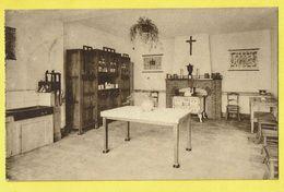 * Wakken - Wacken (Dentergem) * (Henri Georges) Pensionnat Saint Joseph, Cours Ménager, Cuisine, Kitchen - Dentergem