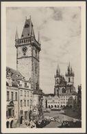 Staroměstské Náměstí, Praha, Československo, C.1950s - Orbis Foto Pohlednice - Czech Republic