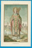 Holycard   St. Amandus    Gangloff - Images Religieuses