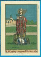 Holycard   St. Blasius   Schelderode - Images Religieuses