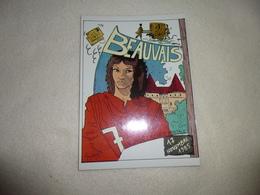 BELLE ILLUSTRATION...7E SALON DE LA CARTE POSTALE ....BEAUVAIS 1985 ...SIGNE JULIEN GRYCAN - Bourses & Salons De Collections