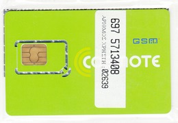 GREECE - COSMOTE Green GSM Card, Mint In Blister - Greece