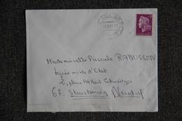 Lettre De POSTE AUX ARMEES - N°1536 - Marcophilie (Lettres)