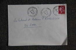 Lettre D'ORCINES - N°1583 - 1961-....