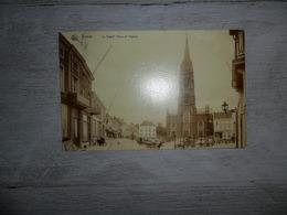 Boom :    La Grand Place Et L'Eglise - Boom
