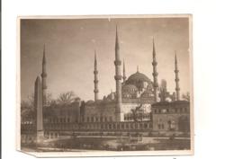 TURQUIE - TURKEY - Cliché D'ISTAMBUL - Mosqué Du Sultan Ahmed - Turquie