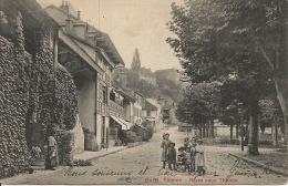 74  THONON  Rives Sous Thonon  1910 - Thonon-les-Bains