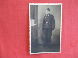 RPPC=  German Soldier  WW2  Ref 2830 - War 1939-45