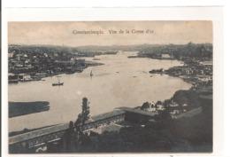 TURQUIE - TURKEY - Constantinople - Vue De La Corne D'Or - Turquie
