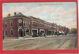 CPA: USA - IA Iowa - Main Street, Storm Lake - Etats-Unis