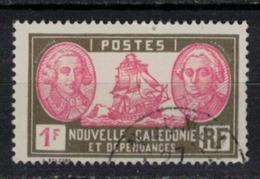 NOUVELLE CALEDONIE      N°  YVERT    154    (1)   OBLITERE       ( O 02/44 ) - New Caledonia