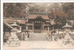JAPON - The Suwa Shrine - NAGASAKI - Japon