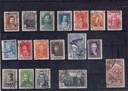 Greece 1930 Independence  Set Used - Grèce