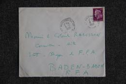 Lettre De WISSEMBOURG  - N°1436 - Marcophilie (Lettres)
