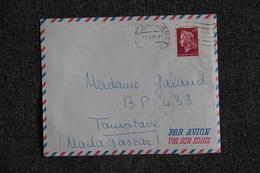 Lettre De POSTE AUX ARMEES - N°1583 - Marcophilie (Lettres)