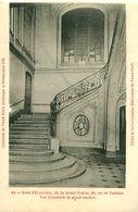 Cpa Vieux Paris - 60 Rue De Turenne - Grand Escalier Hôtel D' Ecquevilly, Dit Du Grand Veneur - Arrondissement: 03