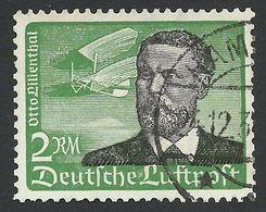 Germany, 2 M. 1934, Sc # C55, Mi # 538, Used. - Airmail