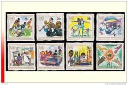 Rwanda 0493/500** Lutte Contre Le Racisme  MNH - Rwanda