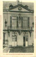 Cpa Vieux Paris - 60 Rue De Turenne - Hôtel D' Ecquevilly, Dit Du Grand Veneur - Arrondissement: 03