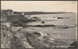 Top Tieb, Harbour, Marazion, Cornwall, C.1960 - Overland Views RP Postcard - England