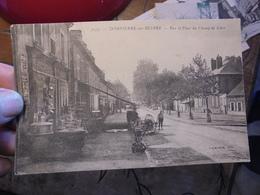 Dompierre Sur Besbre Rue Et Place Du Champ De Foire - France