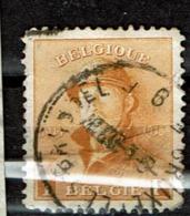 175  Obl  1 Dent Courte  55 - 1919-1920 Roi Casqué