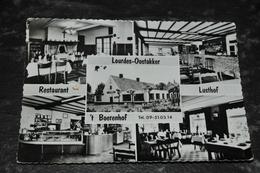 245   Lourdes-Oostakker Restaurant Lusthof  't Boerenhof - België