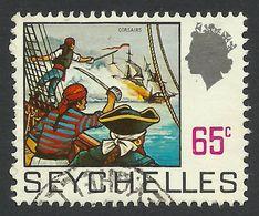 Seychelles, 65 C, 1972, Scott # 264A, Used. - Seychelles (...-1976)