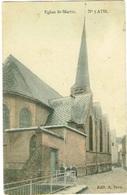 Ath , Eglise St Martin - Ath