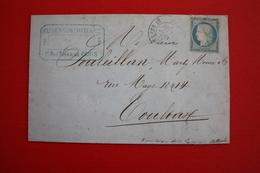 1871 Commune De Paris  Sortie - War 1870