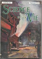 D347  Revue La Science Et La Vie N°26 De Mai 1916 - 1900 - 1949