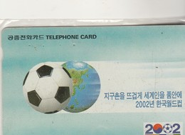 COUPE DU MONDE DE FOOTBALL 2002 - Korea, South