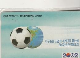 COUPE DU MONDE DE FOOTBALL 2002 - Corée Du Sud