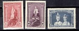 Australie YT N° 120/122 Neufs *. B/TB. A Saisir! - 1937-52 George VI