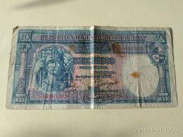 10 Pesos 1935 - Uruguay