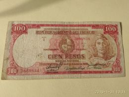 100 Pesos 1939 - Uruguay
