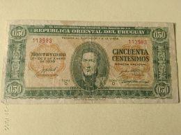 50 Cent 1939 - Uruguay