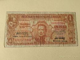 1 Peso 1939 - Uruguay