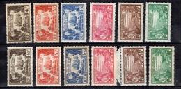 Guyane YT N° 137/142 Deux Séries Neufs **/*. B/TB. A Saisir! - French Guiana (1886-1949)