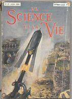 D348 Revue La Science Et La Vie N°27 De Juillet 1916 - 1900 - 1949