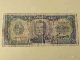 50 Pesos 1967 - Uruguay