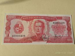 100 Pesos 1967 - Uruguay