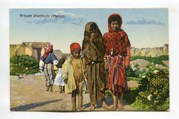 Groupe D'enfants (Maroc) - Morocco